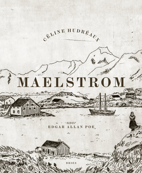 Maelstrom - Céline Hudréaux, Editions Bries test