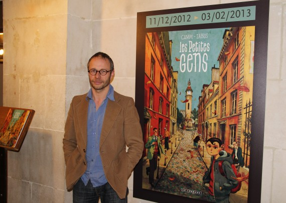 Gallery: Les Petites Gens (Le Lombard, 2012) -  test