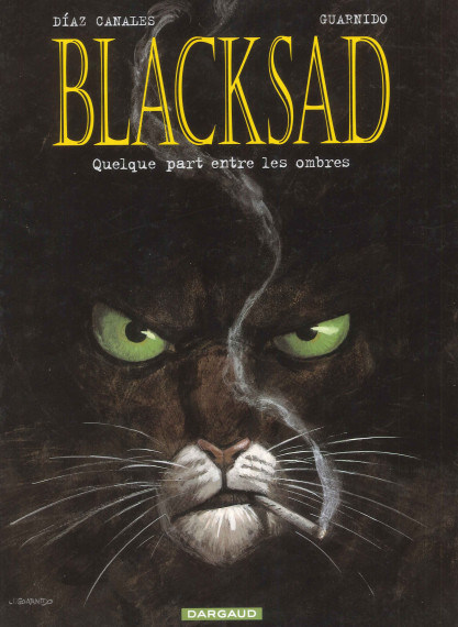 Juanjo Guarnido - ©Blacksad, Díaz Canales et Juanjo Guarnido, Dargaud test