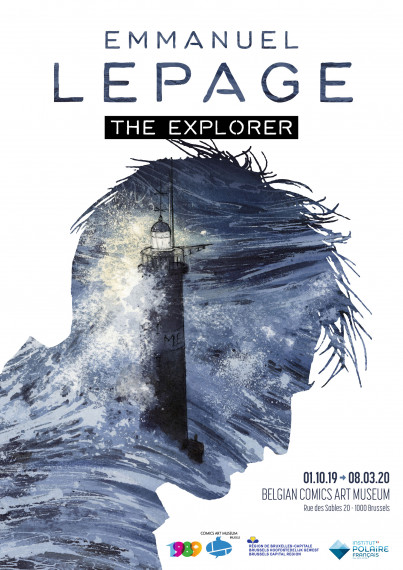 Emmanuel Lepage - The Explorer test