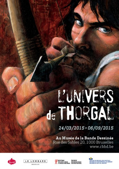 L'Univers de Thorgal -  test