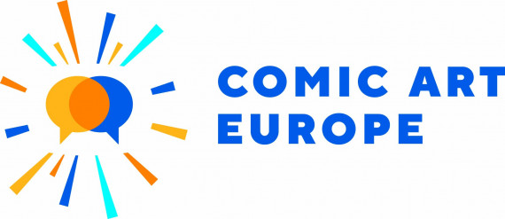 Logo Comic Art Europe -  test