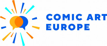 Logo Comic Art Europe