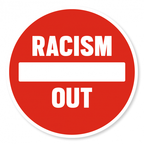 RACISM-OUT, the Comics Art Museum launches its campaign against racism -  test