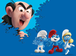 €2 discount for the Smurf Experience!
