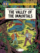 Blake & Mortimer, The Valley of the Immortals