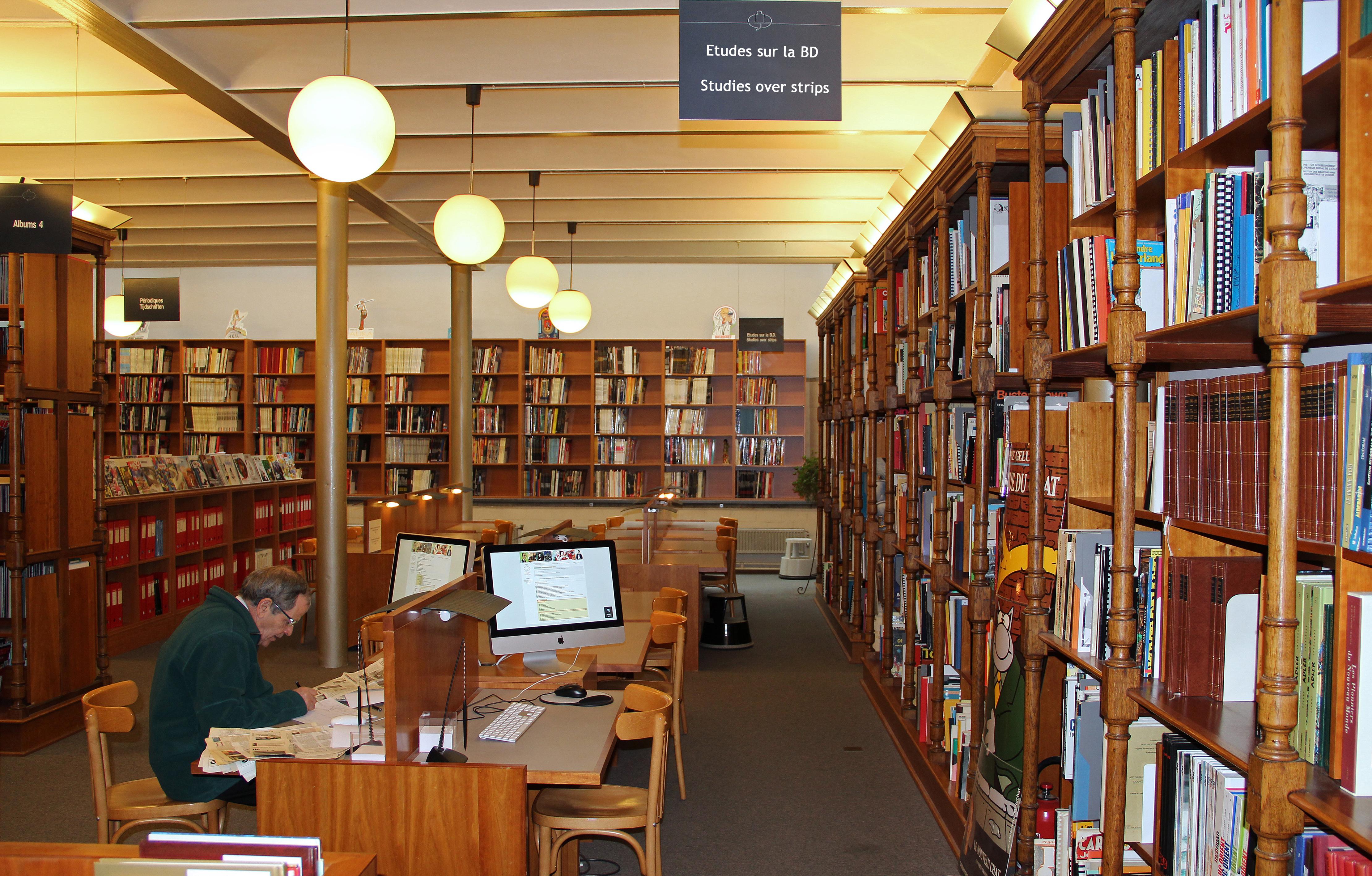 Office Room Ideas La Biblioth 232 Que D 233 Tude Centre Belge De La Bande